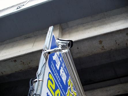 24h監視カメラ