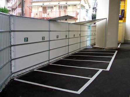 駐車スペースその2