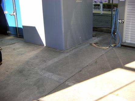 洗車スペース