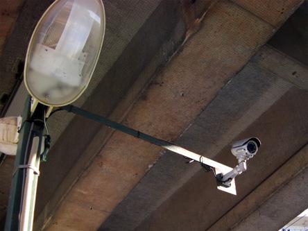監視カメラあります