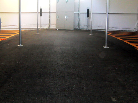 整備スペース