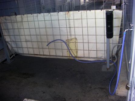 バイクパーキング浦安2 洗車スペース
