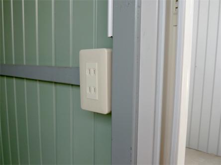 電源コンセント バッテリーの充電などにどうぞご利用ください